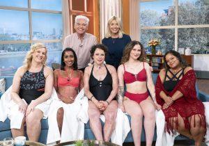 Psoriasis story ~ Feature in Woman magazine - raising awareness around body positivity