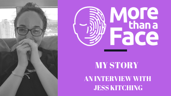 My Story ~ An interview with Jess Kitching