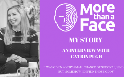 My Story ~ An interview with Catrin Pugh