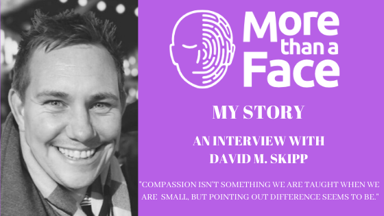 My Story ~ An interview with David M. Skipp